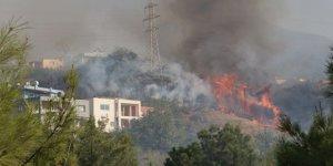 Hatay ve Mersin'de 5 ayrı noktada yangın