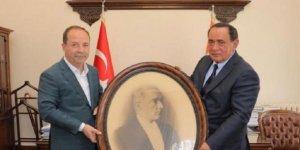 CHP Çakıcı'yı makamında ağırlayan Edirne Belediye Başkanı Recep Gürkan hakkında inceleme başlattı