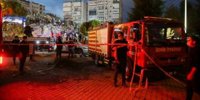 İzmir depreminde vefat sayısı 20'ye yükseldi