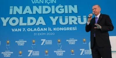 Cumhurbaşkanı Erdoğan'dan ekonomik gidişata ilişkin açıklama