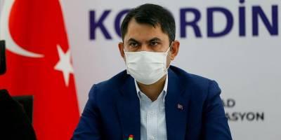 Bakan Kurum: 104 vatandaşımızı enkazdan kurtardık