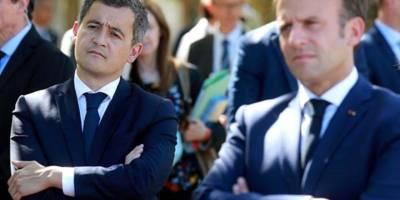 Fransa İçişleri Bakanı Gerald Darmanin haberleri