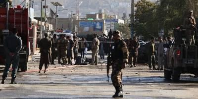 Kabil Üniversitesine düzenlenen bombalı ve silahlı saldırıda 19 kişi hayatını kaybetti