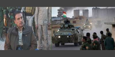 """IKBY Peşmerge Bakanlığı sözcüsü Lezgin: """"PKK tüm Kürdistan halkına ve Kürt partilerine düşmandır"""""""