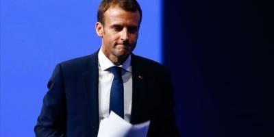 Onursuz ve işbirlikçi BAE'den Müslümanlara zillet dolu Macron çağrısı