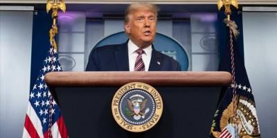 Biden'ın zaferinin ardından Donald Trump'tan ilk açıklama