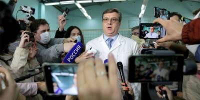 Navalni'nin zehirlendiğini reddeden doktor, sağlık bakanı yapıldı