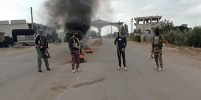 Rejim kontrolündeki Dera'ya muhalifler operasyon başlattı