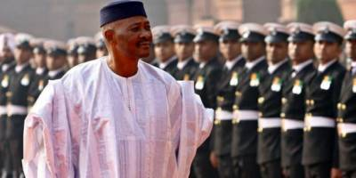 Mali Eski Cumhurbaşkanı Amadou Toumani Toure İstanbul'da vefat etti