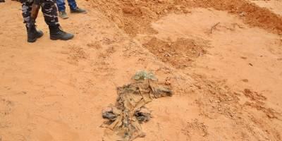 Sudan'da toplu mezarlar bulundu