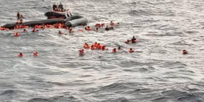 Akdeniz'de göçmen teknesi faciası: 100 ölü