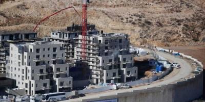 İşgalci İsrail'den Doğu Kudüs'te 108 yeni konut inşa kararı