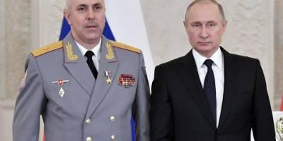 'Barış gücüne' katliamcı komutan