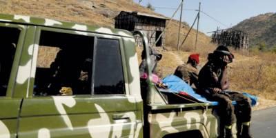 Af Örgütü: Etiyopya'nın Tigray bölgesinde siviller katlediliyor