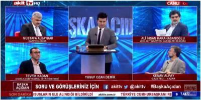 Türkiye 28 Şubat ve 15 Temmuz cuntalarının arasında sıkıştırılamaz!