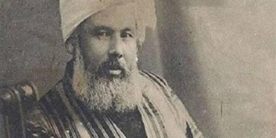 Süleymaniye kürsüsünde: Abdürreşid İbrahim Efendi