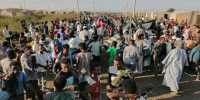 Etiyopya'daki çatışmalarda Sudan'a sığınanların sayısı 10 bine ulaştı
