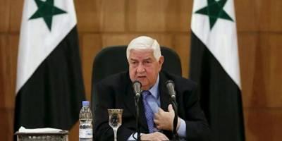 Esed rejiminin Dışişleri Bakanı Velid Muallim öldü: Ateşi bol olsun!