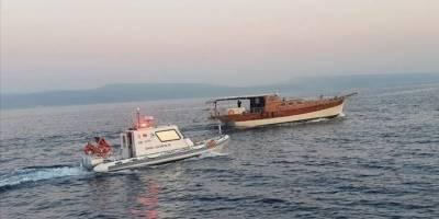 İzmir'de 107 sığınmacı kurtarıldı