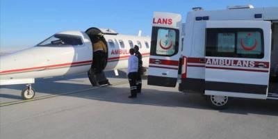 Kalp hastası 2 bebek Suriye'den Hatay'a getirildi