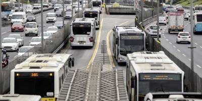 İBB Meclisi 300 metrobüs için 90 milyon avro dış borca onay verdi