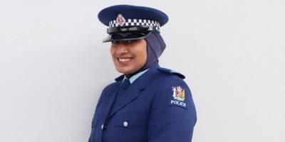 Yeni Zelanda'da kadın polislere başörtüsü izni