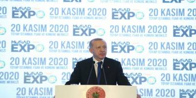 Erdoğan: Gerekirse şu aşamada bazı acı ilaçları içmemiz gerektiğinin de farkındayız