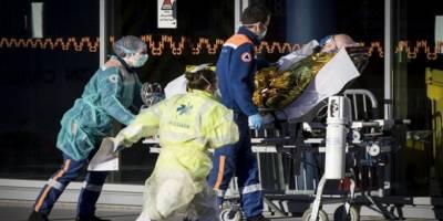 ABD'de bir günde 4 bin 401 kişi öldü