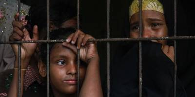 Af Örgütünden Bangladeş'e 'Arakanlıları adaya yerleştirme planından vazgeç' çağrısı