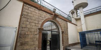 Mısır hapishanesinde teftiş esnasında kadınlar dövüldü