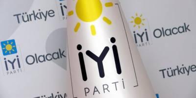 Gaziantep'te İYİ Parti'den 10 kişi istifa etti