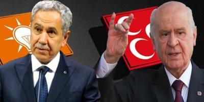 Artık Arınç'a değil, Bahçeli'ye yakın bir AK Parti mi var?