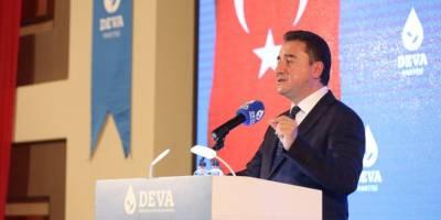 Babacan'dan hükümete Bahçeli eleştirisi: Küçük ortak ne söylese, hükümetin istikameti o taraf oluyor