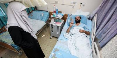 Siyonistlere geri adım attıran Filistinli tutuklu Ahres, özgürlüğüne kavuştu