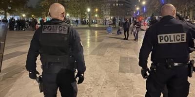 Fransa'da'ırkçı' şiddet nedeniyle 4 polis ifadeye çağrıldı