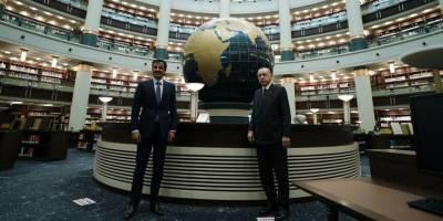 Katar'a yapılan %10'luk satış ne anlama geliyor?