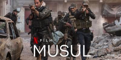 Netflix penceresinden Musul'un özgürleştirilmesi(!)