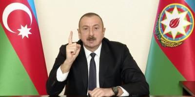 Aliyev'den Fransa'ya Karabağ tepkisi: Çok seviyorsanız Ermenilere Marsilya'yı verin!