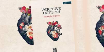 Dr. Mustafa Yılmaz'ın ikinci şiir kitabı 'Veresiye Defteri' yayımlandı