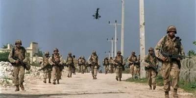 ABD'den Somali'deki askerlerini geri çekme kararı