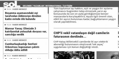 CHP'nin cami 'hassasiyeti' soL'u rahatsız etmiş!