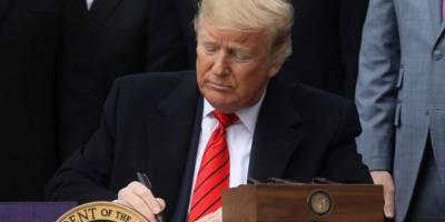 Trump, Türkiye'ye yaptırım içeren teklifi onaylamayacağını duyurdu
