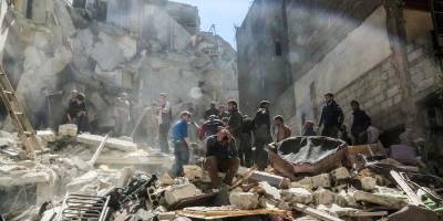 Suriye'de insani kriz içinden çıkılamaz bir hal alıyor!