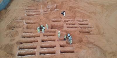 UCM'den Libya'daki toplu mezarlar için inceleme kararı