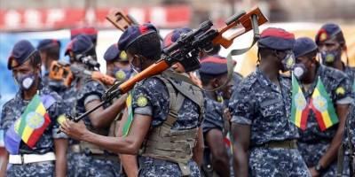 Etiyopya'da yaklaşık 1000 asker, isyancıların elinden kurtarıldı