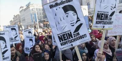 Avusturya yargısından başörtüsü yasakçılarını üzen karar!