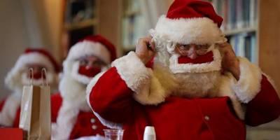 'Noel Baba' huzurevinde 45 kişiye virüs dağıttı