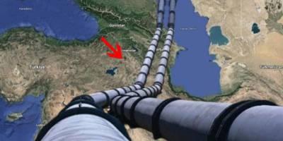 Nahçıvan'ın doğalgazı Türkiye'den geçecek