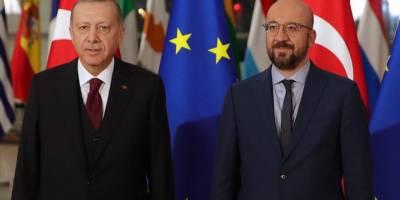 Cumhurbaşkanı Erdoğan AB Konseyi Başkanı Michel ile telefonda görüştü