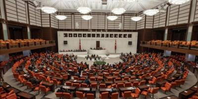 2021 Yılı Merkezi Yönetim Bütçe Kanun Teklifi'nin ilk üç maddesi kabul edildi